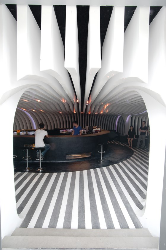 Zebar by 3gatti | Club interiors