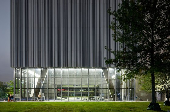 Dallas Center of the Performing Arts von REX/OMA | Theater