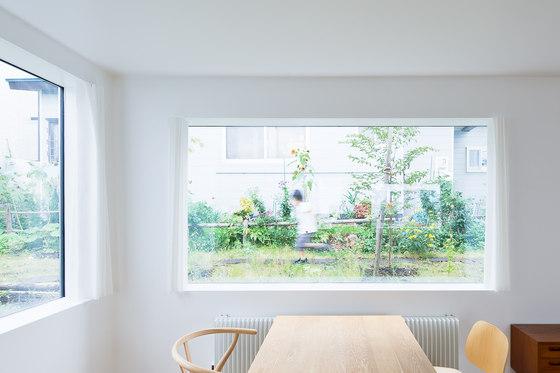 Kumagai House di Hiroshi Kuno + Associates | Case unifamiliari