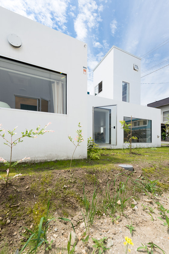 Hiroshi Kuno + Associates-Kumagai House