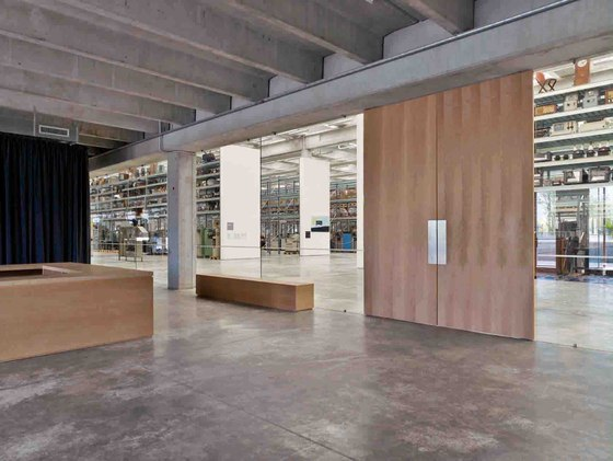 Museum for Industry and Labour, Rodengo de Jan Kleihues | Museos