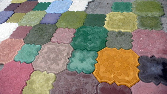 IVANKA - Concrete Design-FLASTER Tiles