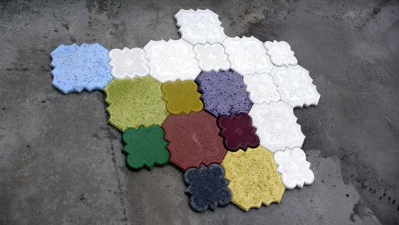 FLASTER Tiles von IVANKA | Kleinserien