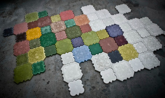 FLASTER Tiles by IVANKA | Short runs