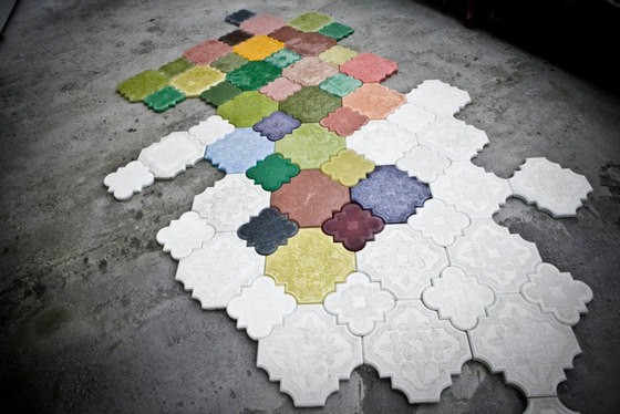 FLASTER Tiles de IVANKA | Short runs