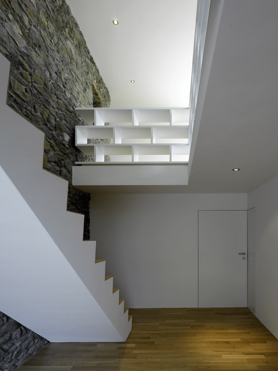 Transformation in Charrat by clavienrossier architectes hes / sia | Detached houses
