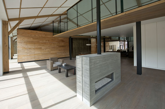 Tex Tonic House 1 di Paul McAneary Architects | Case unifamiliari