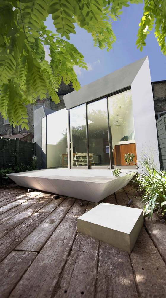 Faceted House 1 de Paul McAneary Architects | Maisons particulières