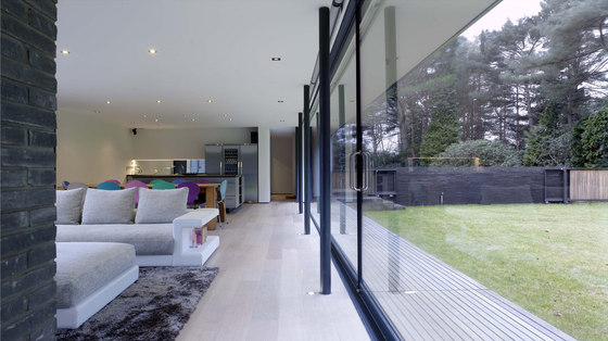 The Watson House di John Pardey Architects | Case unifamiliari