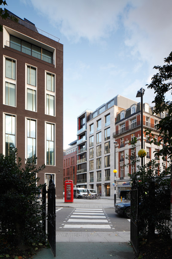 Hanover Street by Squire and Partners | Apartment blocks