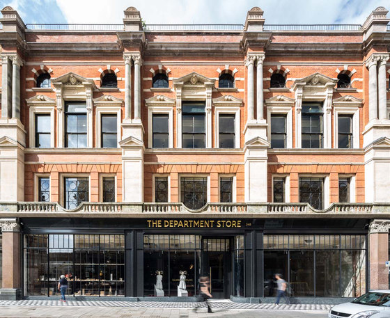 The Department Store by Squire and Partners | Office buildings