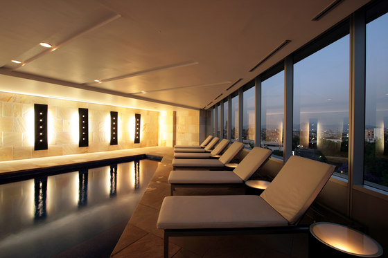 Außergewöhnlich Hilton U201cCentro Históricou201d | Hotel Spa U0026 Fitness Center By  Pascal Arquitectos | Spa Facilities