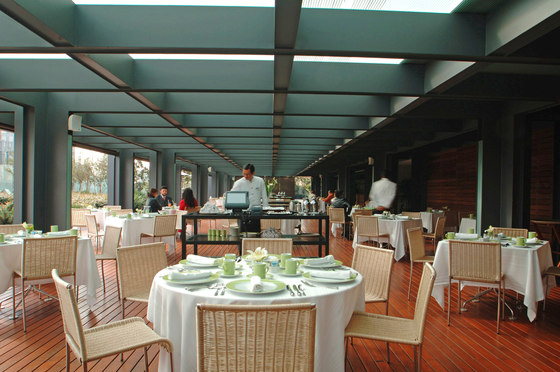 "Hilton ""Centro Histórico"" | Hotel Spa & Fitness Center by Pascal Arquitectos | Spa facilities"
