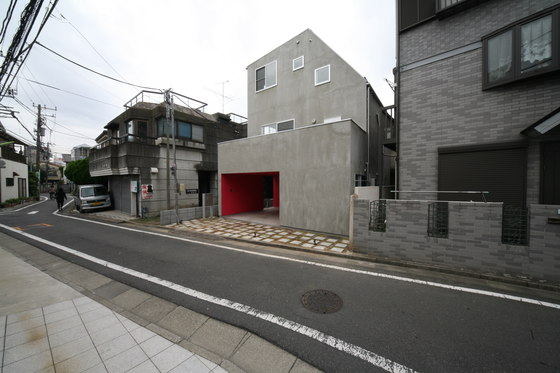 House Taishido de Key Operation Inc. / Architects | Maisons particulières