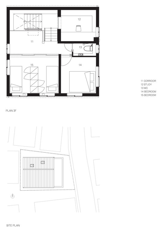 Key Operation Inc. / Architects-House Taishido