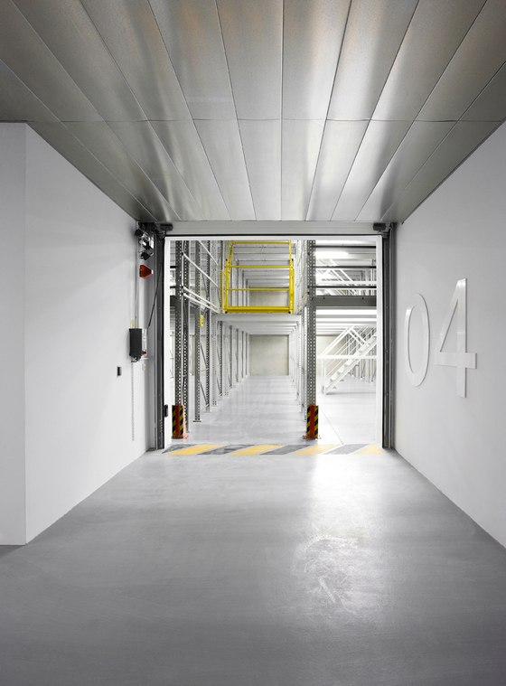 EDF Archives Centre by LAN | Administration buildings