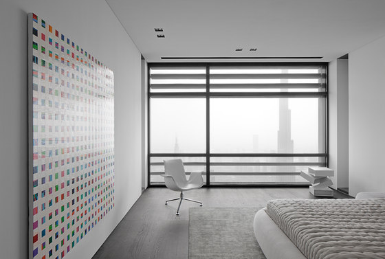 Index Penthouse by Studio M | Living space