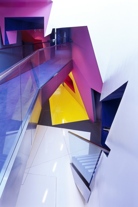 Birkbeck Centre for Film and Visual Media de Surface Architects | Universités