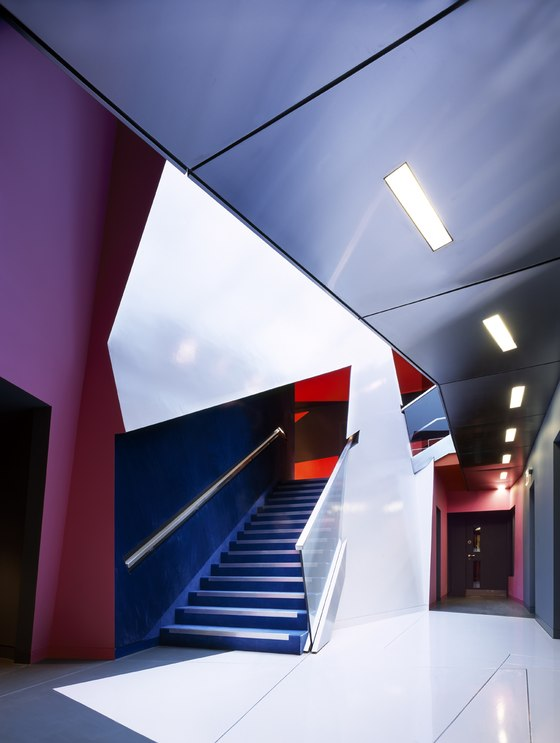 Birkbeck Centre for Film and Visual Media by Surface Architects | Universities