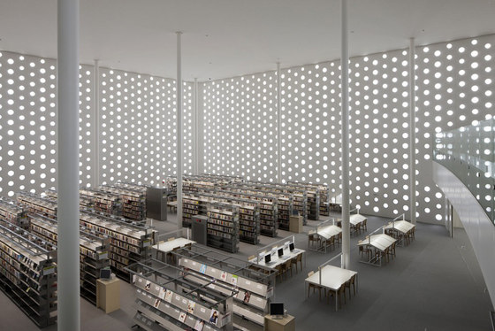 Umimirai Library by Kazumi KUDO + Hiroshi HORIBA / Coelacanth K&H Architects | Museums