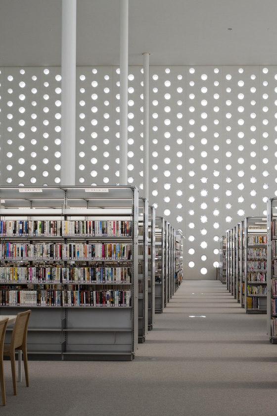 Umimirai Library de Kazumi KUDO + Hiroshi HORIBA / Coelacanth K&H Architects | Musées
