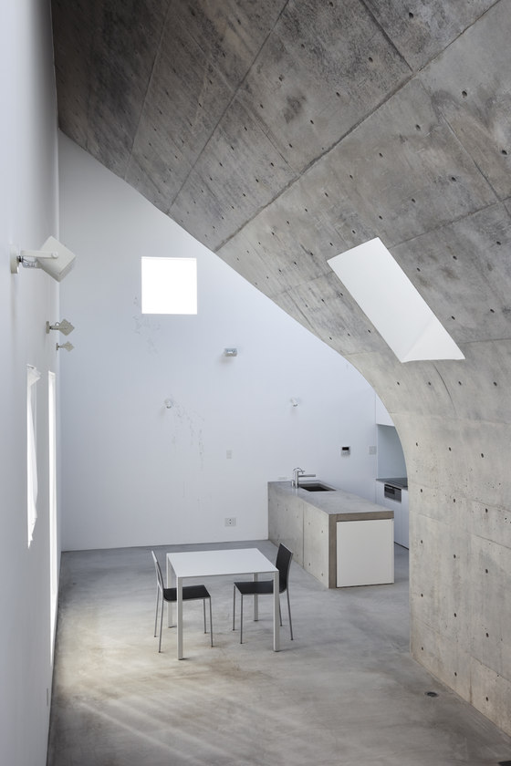 Earth House by Nobuhiro Tsukada ARCHITECTS |
