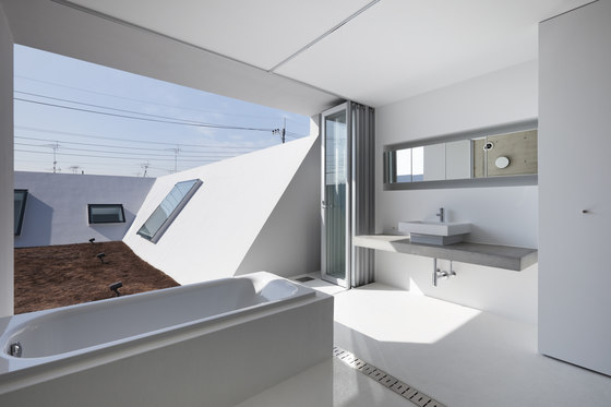 Earth House de Nobuhiro Tsukada ARCHITECTS |
