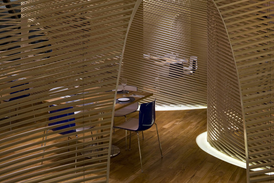 Nautilus Project von Design Spirits | Restaurant-Interieurs