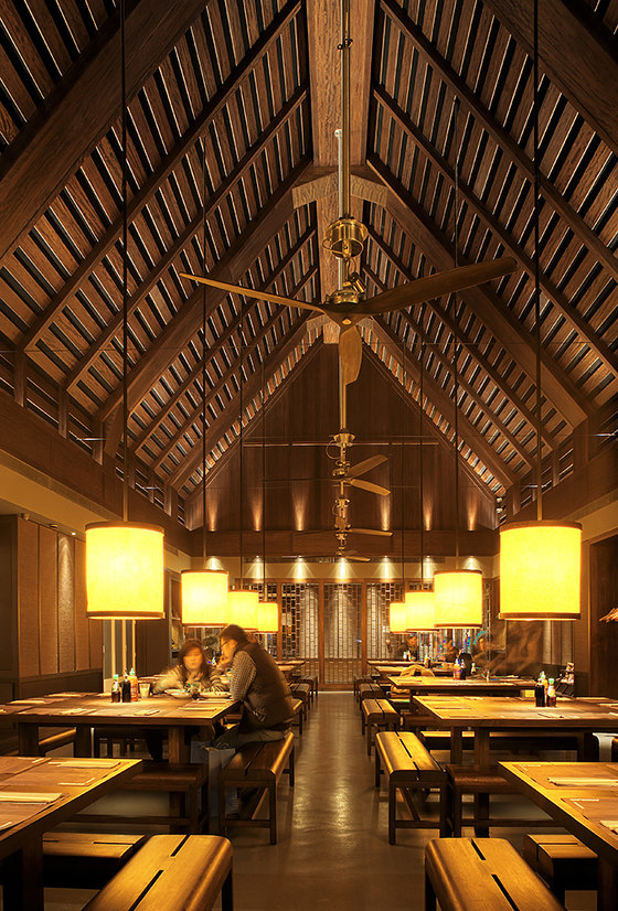David Archer Architects-Busaba