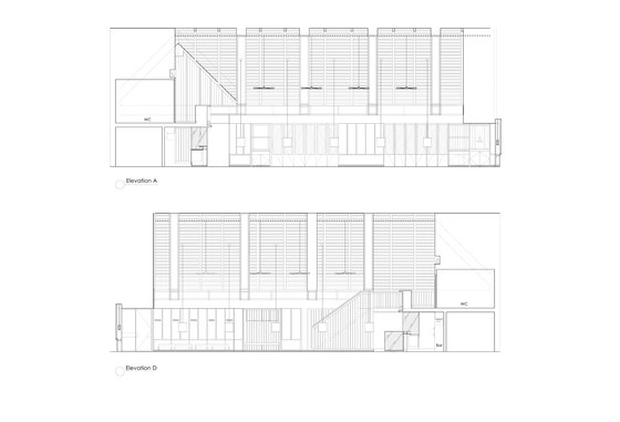 Busaba di David Archer Architects | Ristoranti - Interni