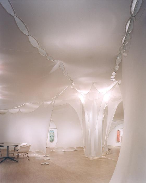 Gisela Stromeyer Design-Elie Tahari Fashion Showroom