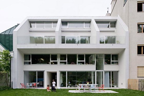 NEU 31 by SUPERBLOCK ZT GmbH | Detached houses