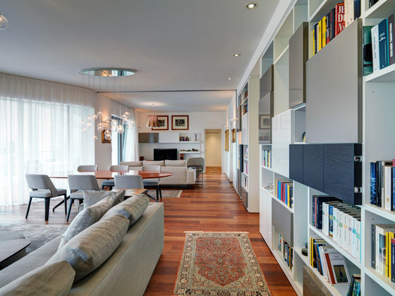 Appartamento privato complesso residenziale citylife di for Appartamenti interni