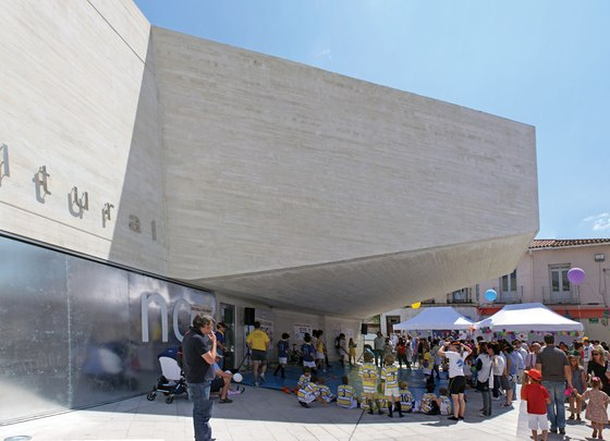 Fündc-New Cultural Center, Madrid