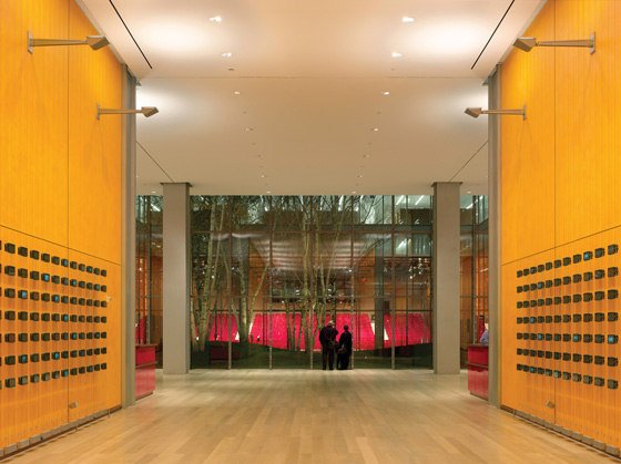 New York Times Building by OVI - Office for Visual Interaction | Office buildings