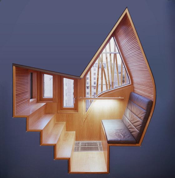 Scottish Parliament Building di OVI - Office for Visual Interaction | Edifici amministrativi