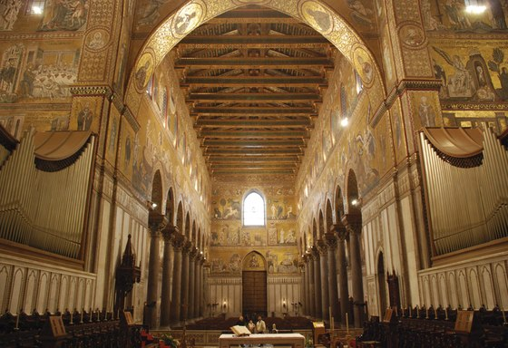 Monreale Cathedral by Studio Triskeles Associato | Church architecture / community centres