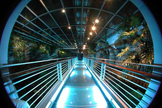 Genoa Aquarium de ARCHiLUCE LiGHTiNG DESiGN | Musées