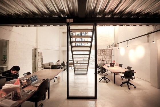 Uribe de Bedout Arquitectos Studio by LIGHTCUBE | Office facilities