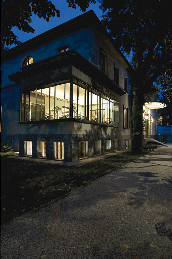 Barbara Balestreri Lighting Design-Villa Necchi Campiglio