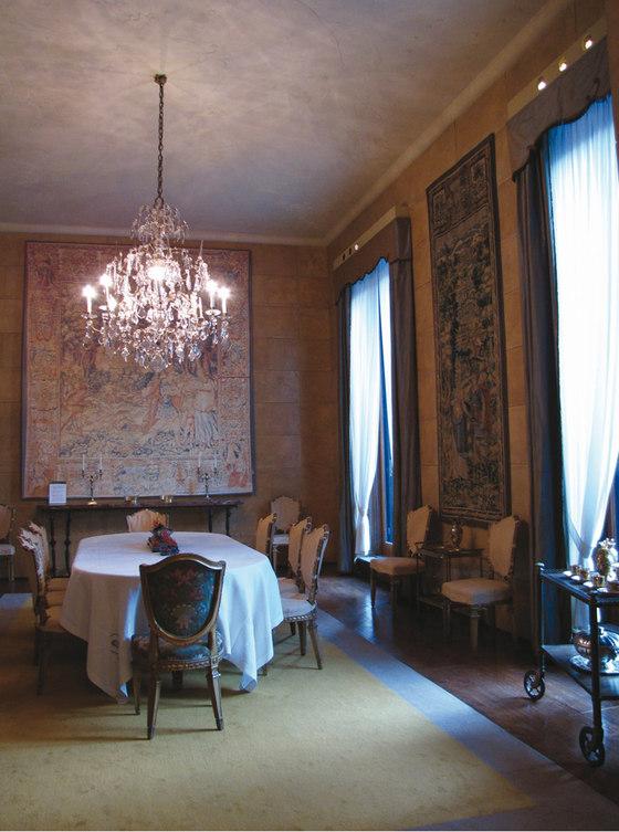 Villa Necchi Campiglio di BBLD - Barbara Balestreri Lighting Design | Case unifamiliari