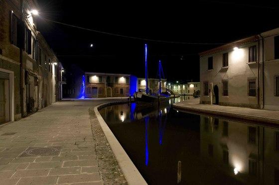 Comacchio Historical Centre by Giordana Arcesilai | Public squares