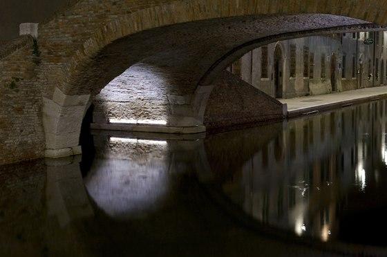 Comacchio Historical Centre von Giordana Arcesilai | Plätze