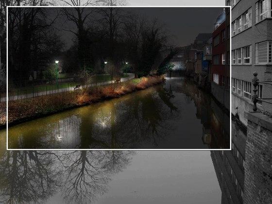 Mechelen Lighting Masterplan de Susanna Antico | Parques