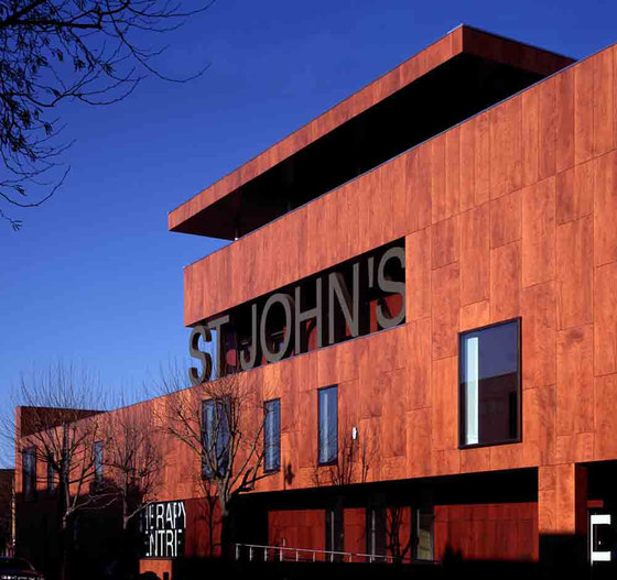 St. John's Therapy Centre by Henley Halebrown Rorrison | Hospitals