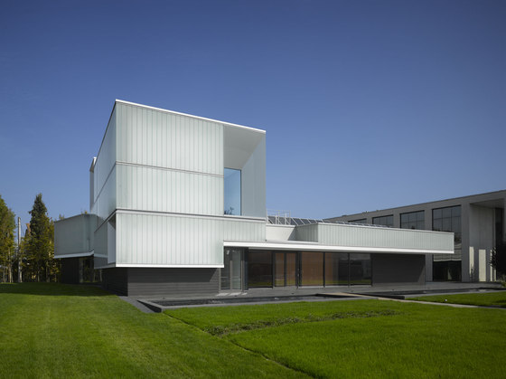 Domus Technica Immergas (Centre for Advanced Training) by Iotti + Pavarani | Office buildings