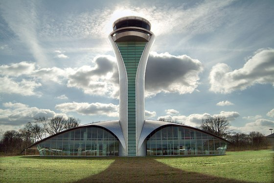 Farnborough Airport de 3DReid | Aéroports