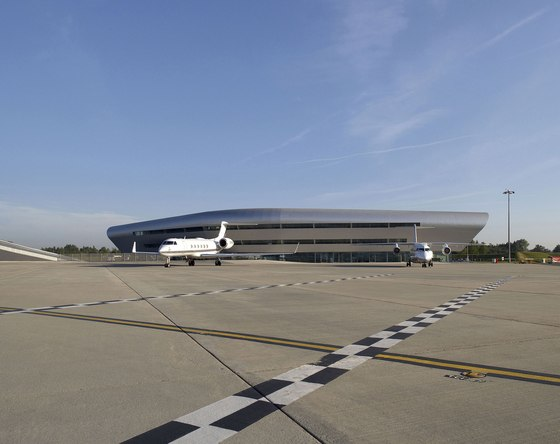 Farnborough Airport de 3DReid | Aeropuertos