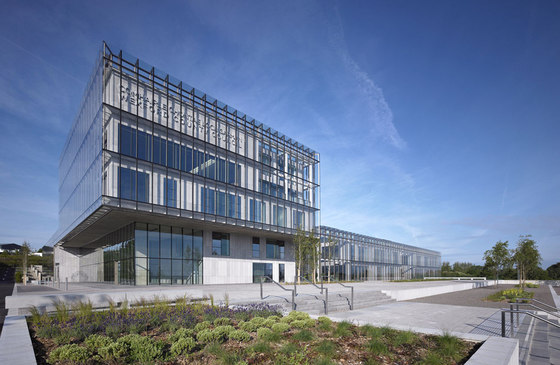 Wexford County Council Headquarters by Robin Lee Architecture | Office buildings
