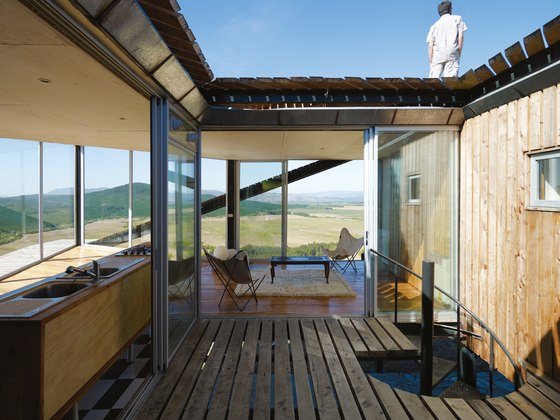 Kiltro House von Supersudaka | Einfamilienhäuser
